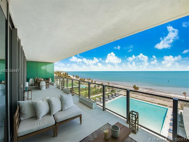 360 Ocean Dr 702S, Key Biscayne, FL 33149 (MLS #A10358947) :: The Riley Smith Group