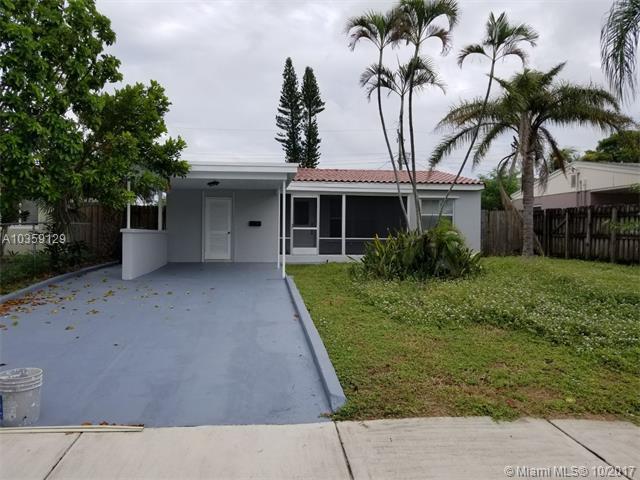5264 NE 5th Ave, Oakland Park, FL 33334 (MLS #A10359129) :: Castelli Real Estate Services