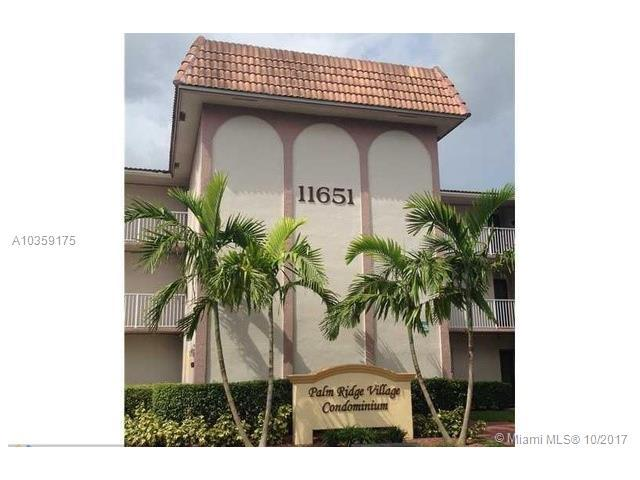 11651 Royal Palm Blvd #305, Coral Springs, FL 33065 (MLS #A10359175) :: The Teri Arbogast Team at Keller Williams Partners SW
