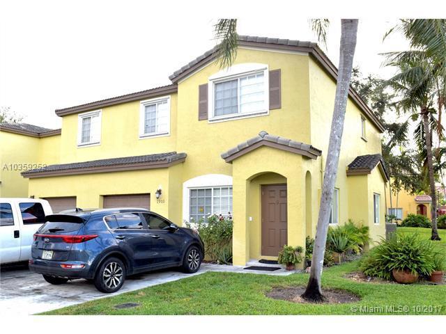 1900 SW 102nd Ter #1900, Miramar, FL 33025 (MLS #A10359252) :: Green Realty Properties