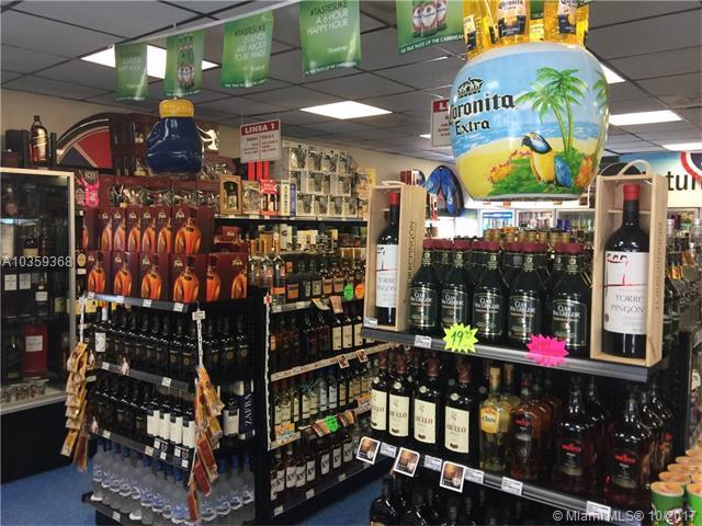 MIAMI LIQUORS & LOUN Sports Bar, Miami, FL 33144 (MLS #A10359368) :: The Riley Smith Group