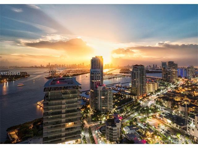 300 S Pointe Dr 3405/6, Miami Beach, FL 33139 (MLS #A10359613) :: The Teri Arbogast Team at Keller Williams Partners SW