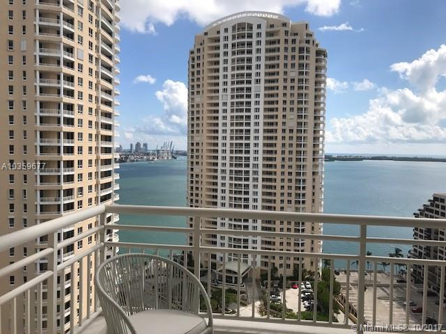888 Brickell Key Dr #2407, Miami, FL 33131 (MLS #A10359677) :: The Riley Smith Group