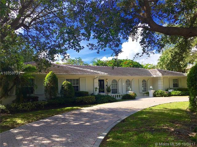 13274 SW 58th Ave, Pinecrest, FL 33156 (MLS #A10359739) :: The Riley Smith Group