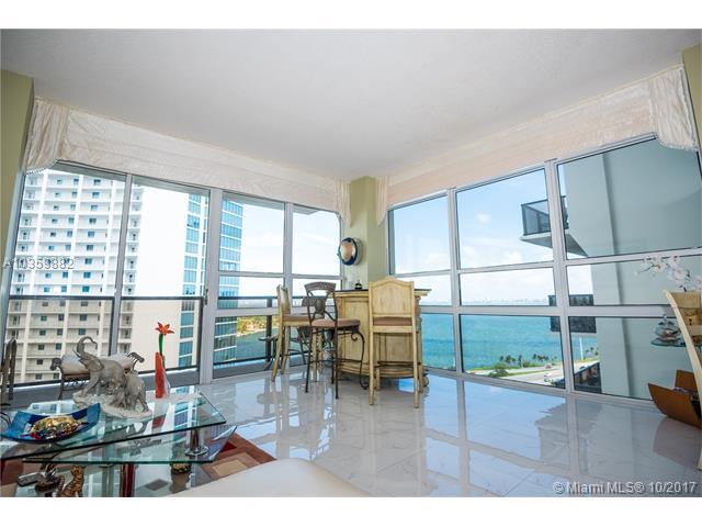 600 NE 36th St T1, Miami, FL 33137 (MLS #A10359882) :: Green Realty Properties