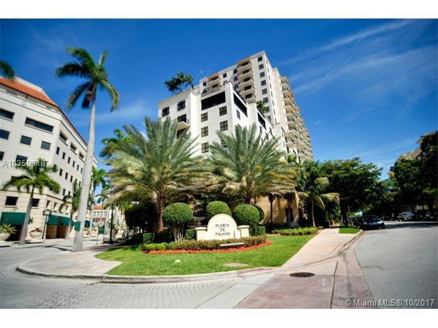 888 S Douglas #501, Miami, FL 33134 (MLS #A10359918) :: The Riley Smith Group