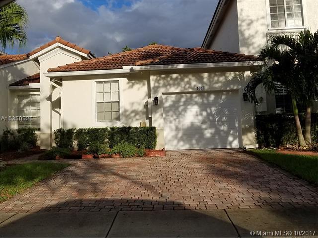 2625 SW 188th Ter #2625, Miramar, FL 33029 (MLS #A10359926) :: Green Realty Properties