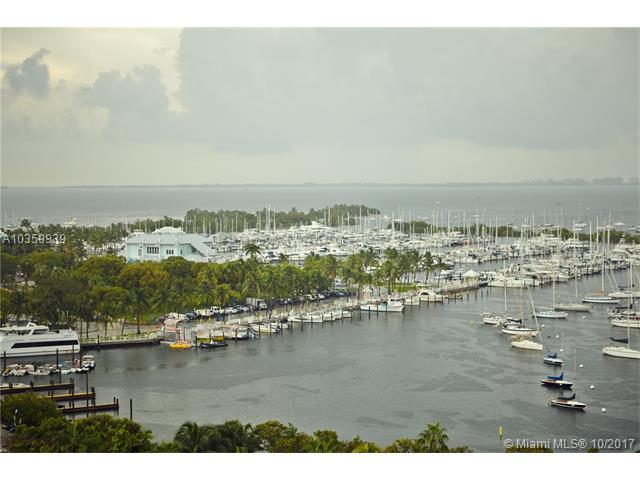 2627 S Bayshore Dr #2306, Miami, FL 33133 (MLS #A10359939) :: The Riley Smith Group
