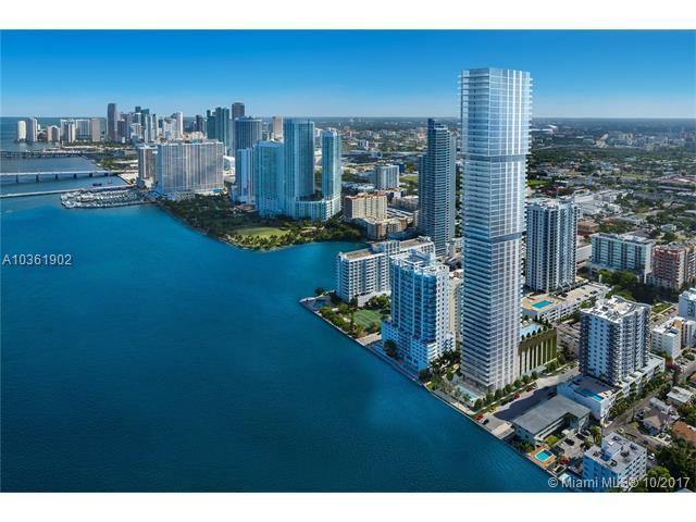 788 NE 23 ST #3501, Miami, FL 33137 (MLS #A10361902) :: The Teri Arbogast Team at Keller Williams Partners SW