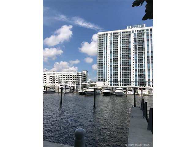 17201 Biscayne Boulevard #606, Aventura, FL 33160 (MLS #A10363125) :: Green Realty Properties