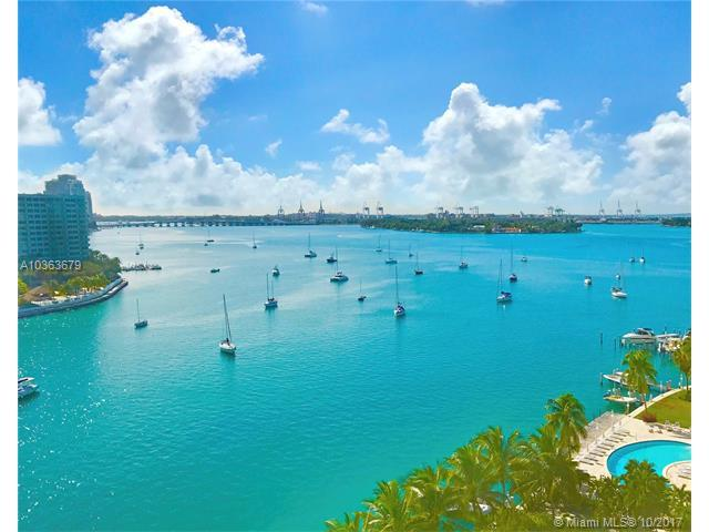 20 Island Ave #1115, Miami Beach, FL 33139 (MLS #A10363679) :: The Teri Arbogast Team at Keller Williams Partners SW