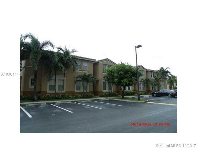 15856 SW 42 #27, Miramar, FL 33027 (MLS #A10364144) :: Green Realty Properties