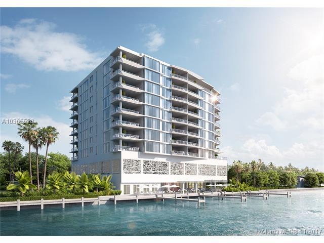 435 Bayshore Drive #802, Fort Lauderdale, FL 33304 (MLS #A10365528) :: The Teri Arbogast Team at Keller Williams Partners SW