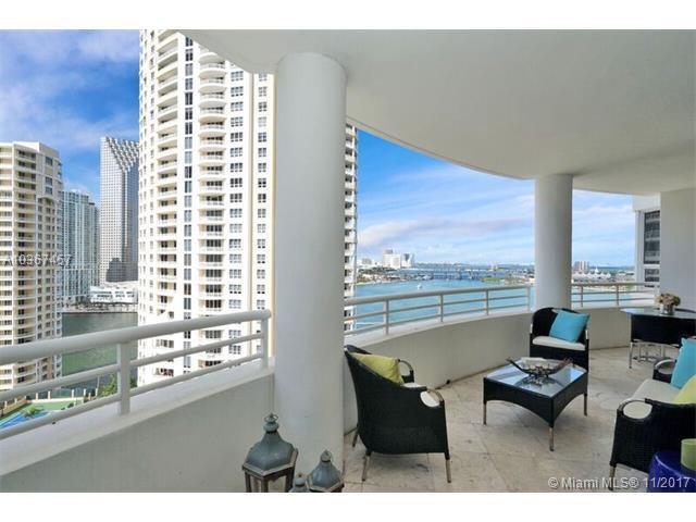 808 NE Brickell Key Dr #1905, Miami, FL 33131 (MLS #A10367457) :: Grove Properties