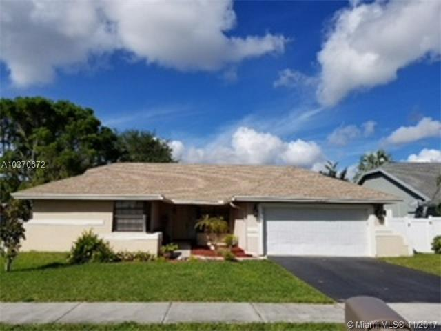 8993 SW 59th St, Cooper City, FL 33328 (MLS #A10370672) :: Green Realty Properties