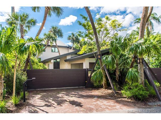 4086 El Prado Blvd, Coconut Grove, FL 33133 (MLS #A10371656) :: The Riley Smith Group