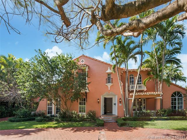 1133 N Greenway Dr, Coral Gables, FL 33134 (MLS #A10371766) :: The Riley Smith Group