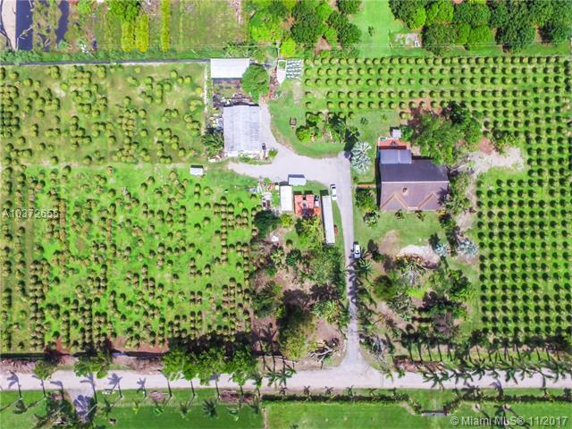 22595 SW 252nd St, Homestead, FL 33031 (MLS #A10372655) :: Green Realty Properties