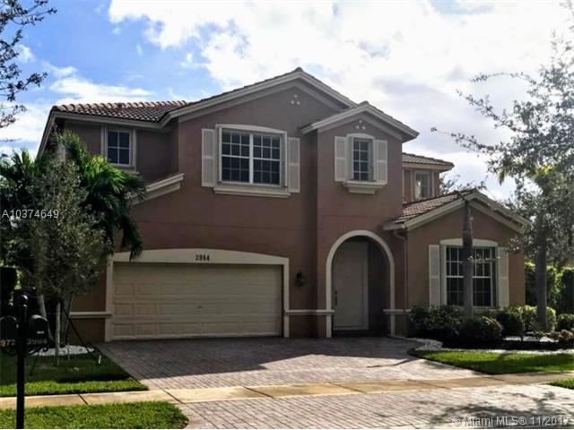 3984 Cascade Ter, Weston, FL 33332 (MLS #A10374649) :: Castelli Real Estate Services