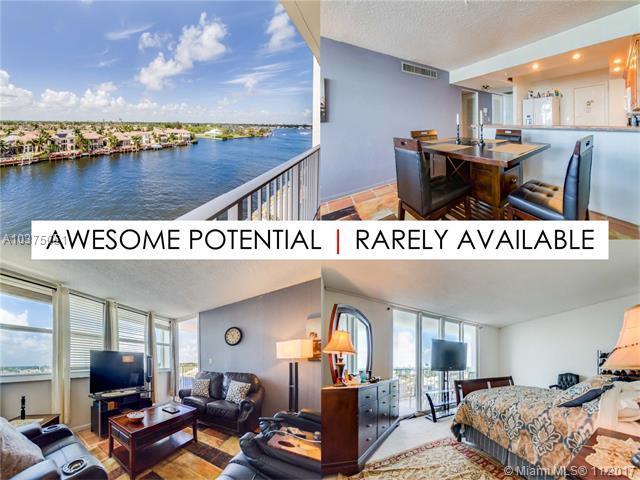 1410 S Ocean Dr #705, Hollywood, FL 33019 (MLS #A10375051) :: Green Realty Properties