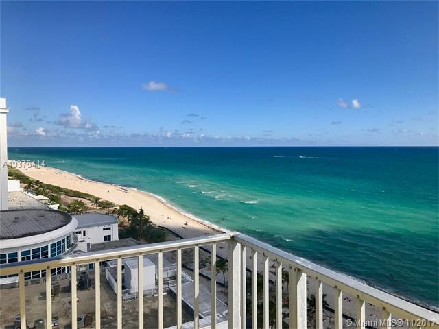 5401 Collins Ave #1207, Miami Beach, FL 33140 (MLS #A10375414) :: The Teri Arbogast Team at Keller Williams Partners SW
