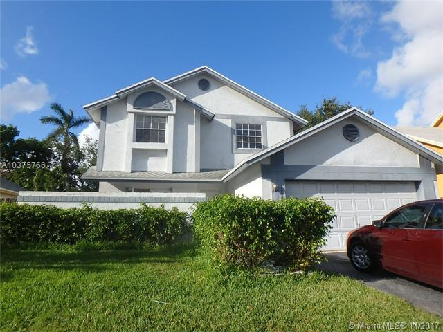 12285 NW 33rd St, Sunrise, FL 33323 (MLS #A10375766) :: Green Realty Properties