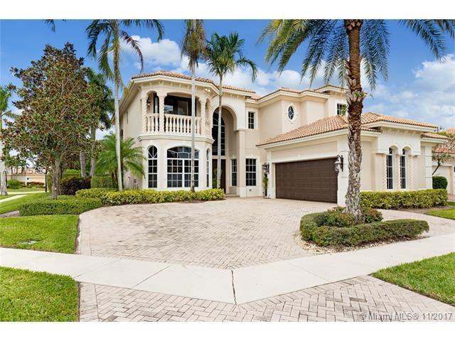 16355 Braeburn Ridge Trl, Delray Beach, FL 33446 (MLS #A10375783) :: The Riley Smith Group
