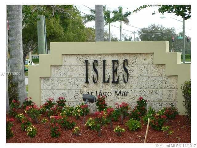 12730 Vista Isles Dr #823, Sunrise, FL 33325 (MLS #A10375900) :: Stanley Rosen Group