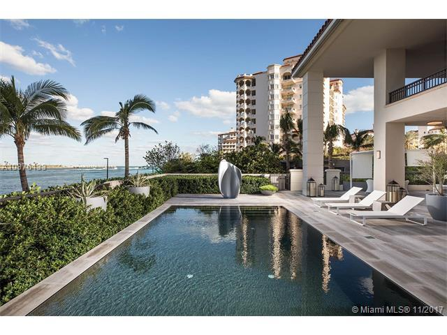 7012 Fisher Island Dr #7012, Miami, FL 33109 (MLS #A10376133) :: Green Realty Properties