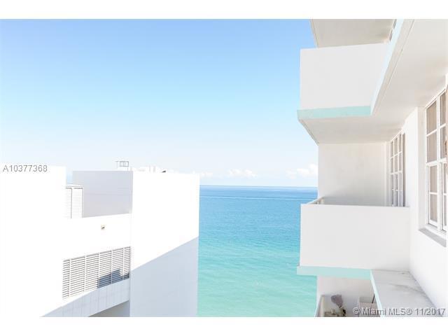 3725 S Ocean Dr #1509, Hollywood, FL 33019 (MLS #A10377368) :: Stanley Rosen Group