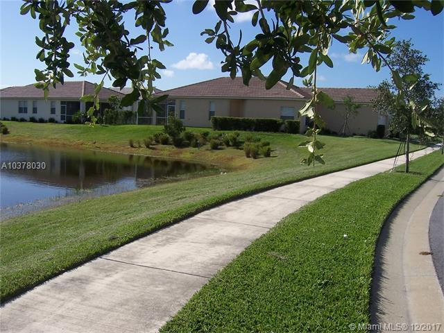 228 SW Manatee Springs Way, Port St. Lucie, FL 34986 (MLS #A10378030) :: The Teri Arbogast Team at Keller Williams Partners SW