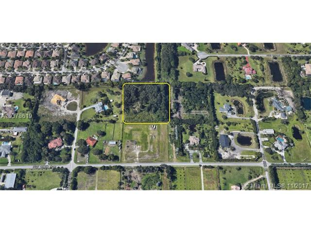 60 Sw Ct, Southwest Ranches, FL 33332 (MLS #A10378619) :: RE/MAX Presidential Real Estate Group