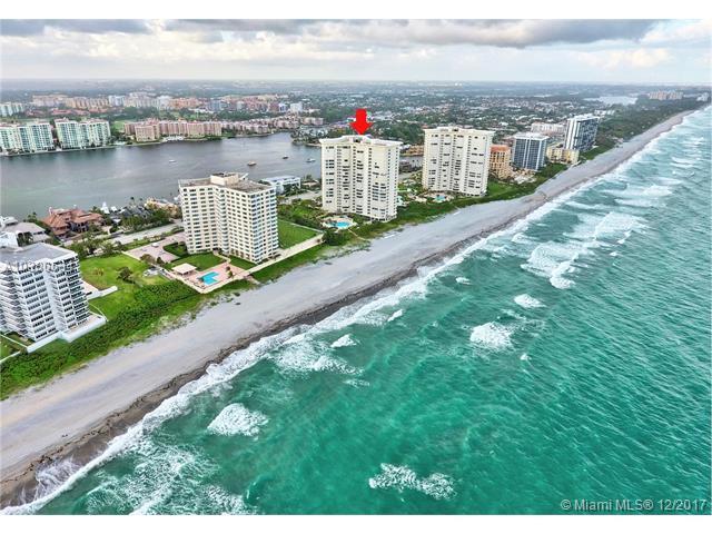 550 S Ocean Blvd #805, Boca Raton, FL 33432 (MLS #A10380634) :: The Teri Arbogast Team at Keller Williams Partners SW