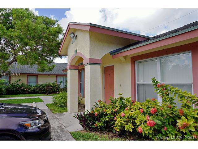 1813 Alice Ave #1813, Palm Springs, FL 33406 (MLS #A10380781) :: The Teri Arbogast Team at Keller Williams Partners SW