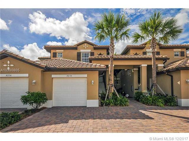 8234 NW 127 LN 30-D, Parkland, FL 33076 (MLS #A10380805) :: The Chenore Real Estate Group