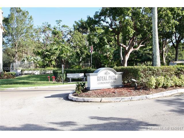 116 Royal Park Dr 1H, Oakland Park, FL 33309 (MLS #A10382021) :: RE/MAX Presidential Real Estate Group
