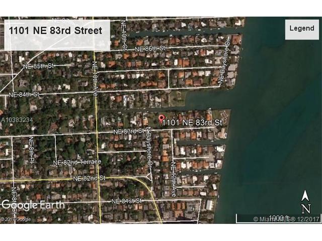 1101 NE 83 Street, Miami, FL 33138 (MLS #A10383234) :: The Jack Coden Group
