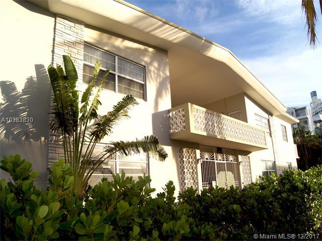 101 Collins Ave #17, Miami Beach, FL 33139 (MLS #A10383830) :: The Teri Arbogast Team at Keller Williams Partners SW