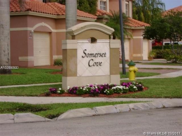 12878 SW 50th St #0, Miramar, FL 33027 (MLS #A10384803) :: Green Realty Properties