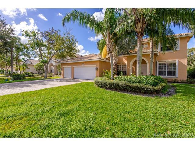 5130 NW 57th Way, Coral Springs, FL 33067 (MLS #A10384926) :: The Teri Arbogast Team at Keller Williams Partners SW