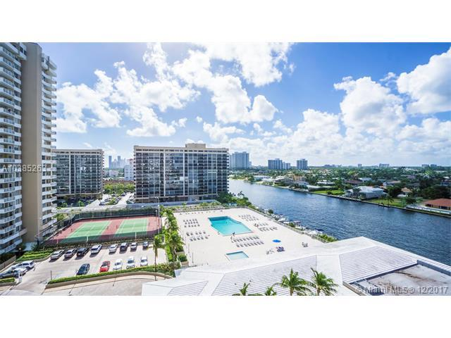 1965 S Ocean Dr 9 M, Hallandale, FL 33009 (MLS #A10385263) :: The Chenore Real Estate Group