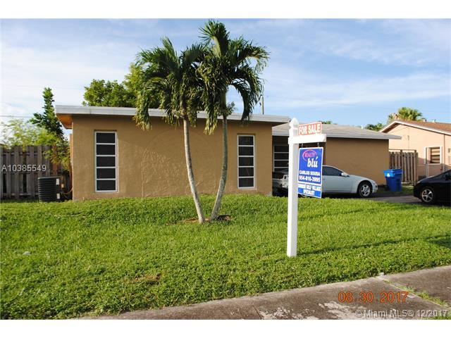 11431 NW 35th St, Sunrise, FL 33323 (MLS #A10385549) :: Green Realty Properties