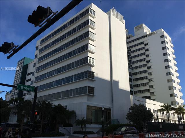 1801 Collins Ave #808, Miami Beach, FL 33139 (MLS #A10385635) :: The Jack Coden Group