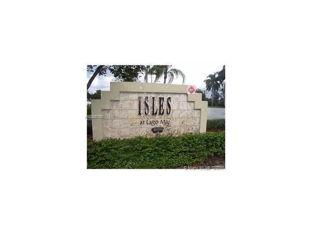 12760 Vista Isles Dr #722, Sunrise, FL 33325 (MLS #A10385750) :: Green Realty Properties
