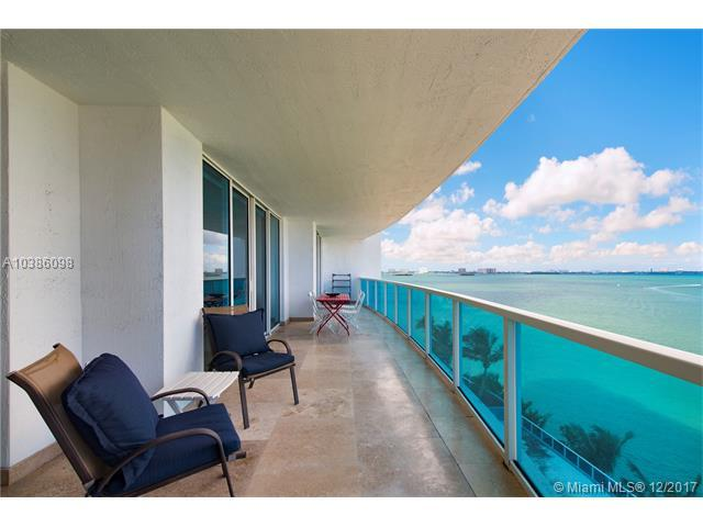 1881 79th St Cswy #901, North Bay Village, FL 33141 (MLS #A10386098) :: Live Work Play Miami Group