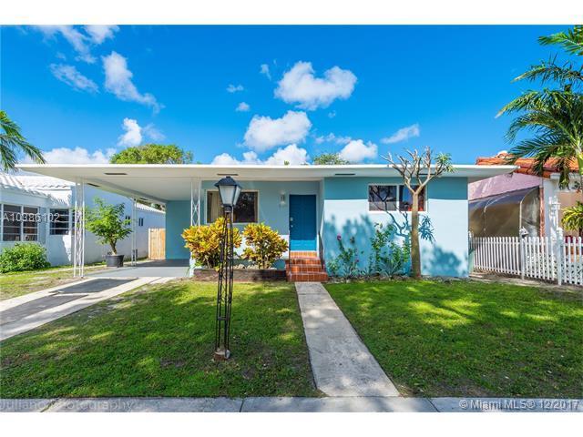 549 NE 72nd St, Miami, FL 33138 (MLS #A10386102) :: Green Realty Properties