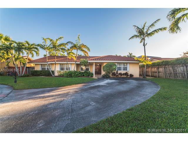 8852 SW 59th St, Miami, FL 33173 (MLS #A10386185) :: The Chenore Real Estate Group