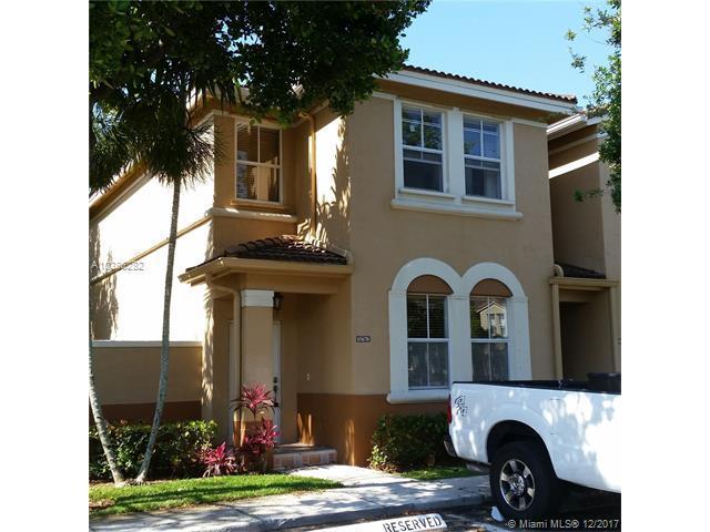 15678 SW 43rd St #136, Miramar, FL 33027 (MLS #A10386282) :: Green Realty Properties