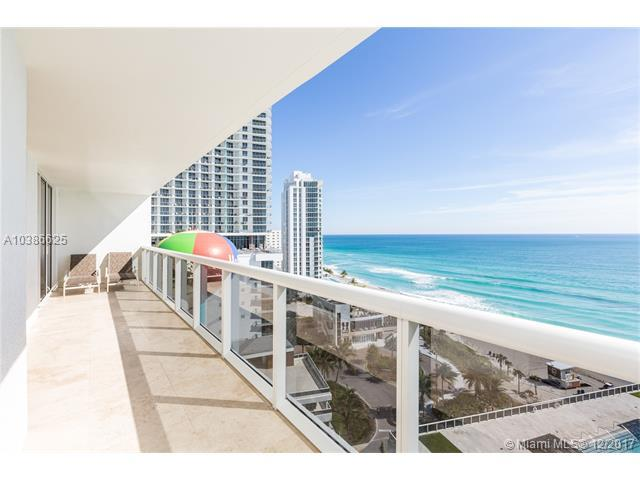 1800 S Ocean Dr #1502, Hallandale, FL 33009 (MLS #A10386625) :: The Chenore Real Estate Group