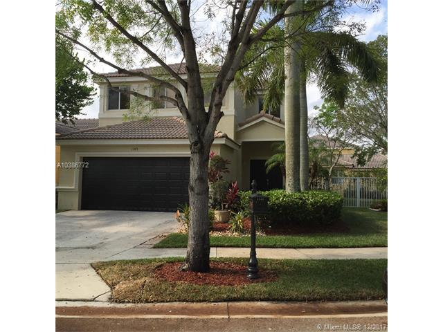 1145 Golden Cane Dr, Weston, FL 33327 (MLS #A10386772) :: The Teri Arbogast Team at Keller Williams Partners SW